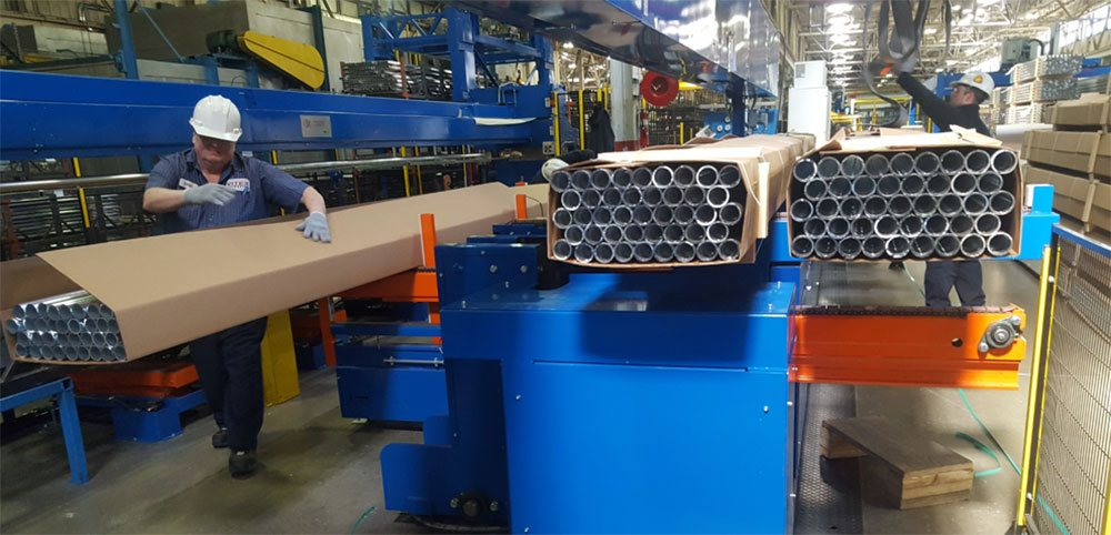 Packing Line Technology